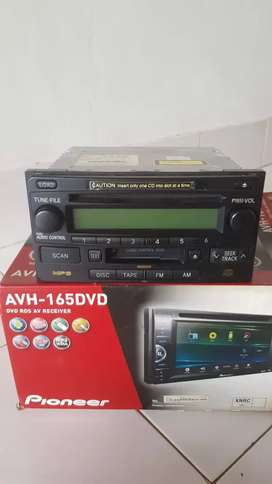 Head unit fortuner 2007 OEM