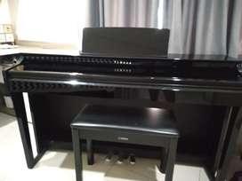 Piano digital clavinova
