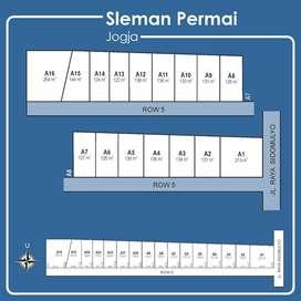 Akses Jl. Ke Mall Sleman City Hall: Kapling Murah Dekat Kota
