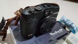 Camera Canon PowerShot G16
