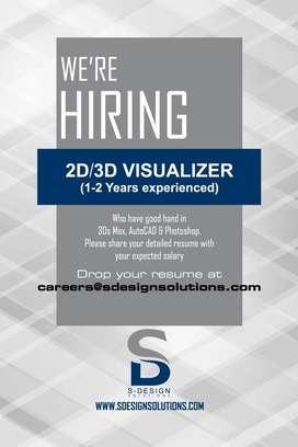 2d/3d visualizer