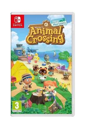 Animal Crossing for Nintendo Switch Brand New Sealed Game @ dtzone
