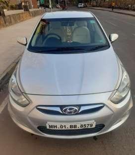 Hyundai Verna Transform 1.6 VTVT, 2012, Petrol