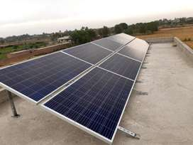 10kw Hybrid System with Lithium batterries