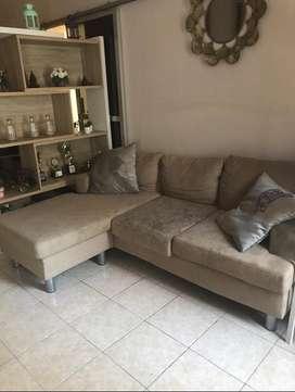 Dijual sofa duduk L ex informa dlu beli harga 4.6 jt