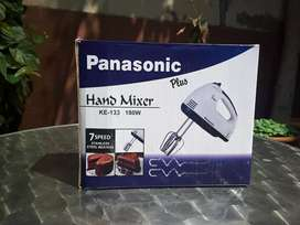 Hand Mixer Panasonic 7 Speed