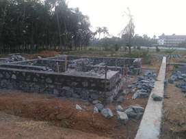 3BHK, 1250 SqFt Double Storied Villa in 3.5 Cents in Aluva
