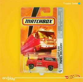 Matchbox - Ford F-100 Panel Delivery