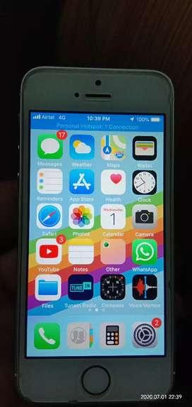 IPhone 5s Koi khrabi  nhi new ha