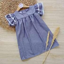 Baju Anak - Ruffea Dress
