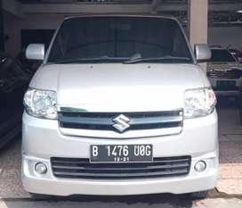 SUZUKI APV ARENA GX MANUAL 2011 TERMURAH SIAP PAKAI