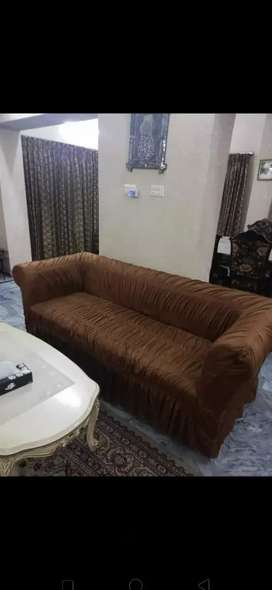 Qamir  sofa cover.