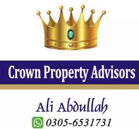 10 Marla house available for rent shadman colony,