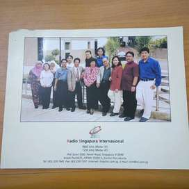 kalender mini radio singapura international