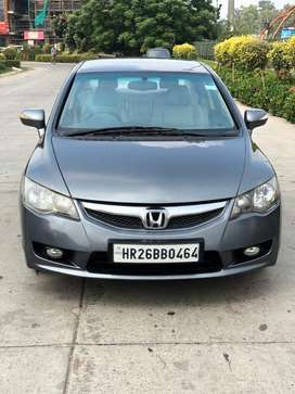 Honda Civic 1.8V AT, 2010, Petrol