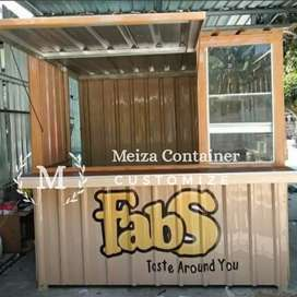 Booth Container CAFE | Booth KEBAB | Booth THAITEA| Booth Martabak /3