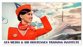 Urgent Required for Receptionist in Air Hostess Training institute