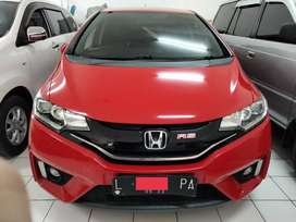 Honda Jazz RS 2016 Merah MANUAL Di Surabaya
