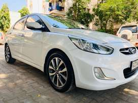 Hyundai Verna Fluidic 1.6 CRDi SX Opt AT, 2014, Diesel
