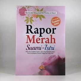 Buku Rapor Merah Suami Istri