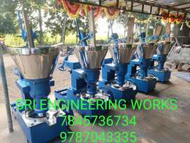 New rotary oil machine, Chekku, Gaani machine, lotary oil machine