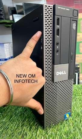 DELL i3 / i5 CPU/1 YEAR WARRANTY FULL/4GB RAM/500GB HDD/COD AVAILABLE