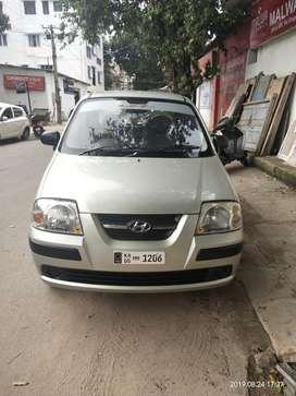 Hyundai Santro Xing XS, 2004, Petrol