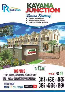 Kayana junction townhouse