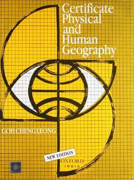 Certificate Physical and Human Geography by G C Leong