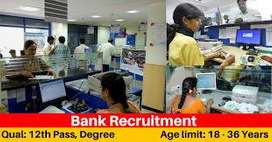 CCE cum Office Executive jobs in Bank
