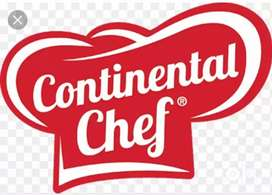 Continental chef (commis 3)required for a cafe located on JM road Pune
