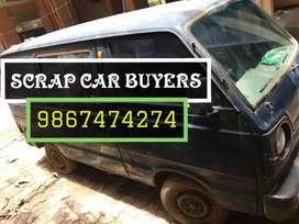 Oldest.. car SCRAP we buy