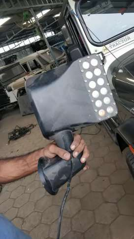 side view mirror for bolero/thar