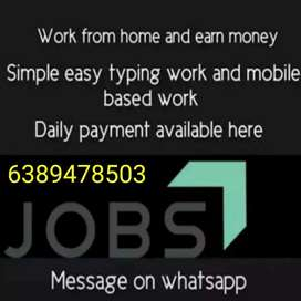 Earn money online at your home for all boys and girls