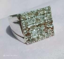 Cincin berlian banjar