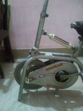 Excercise cycle