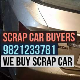 Burneddd scrapp car buyer in mumbai