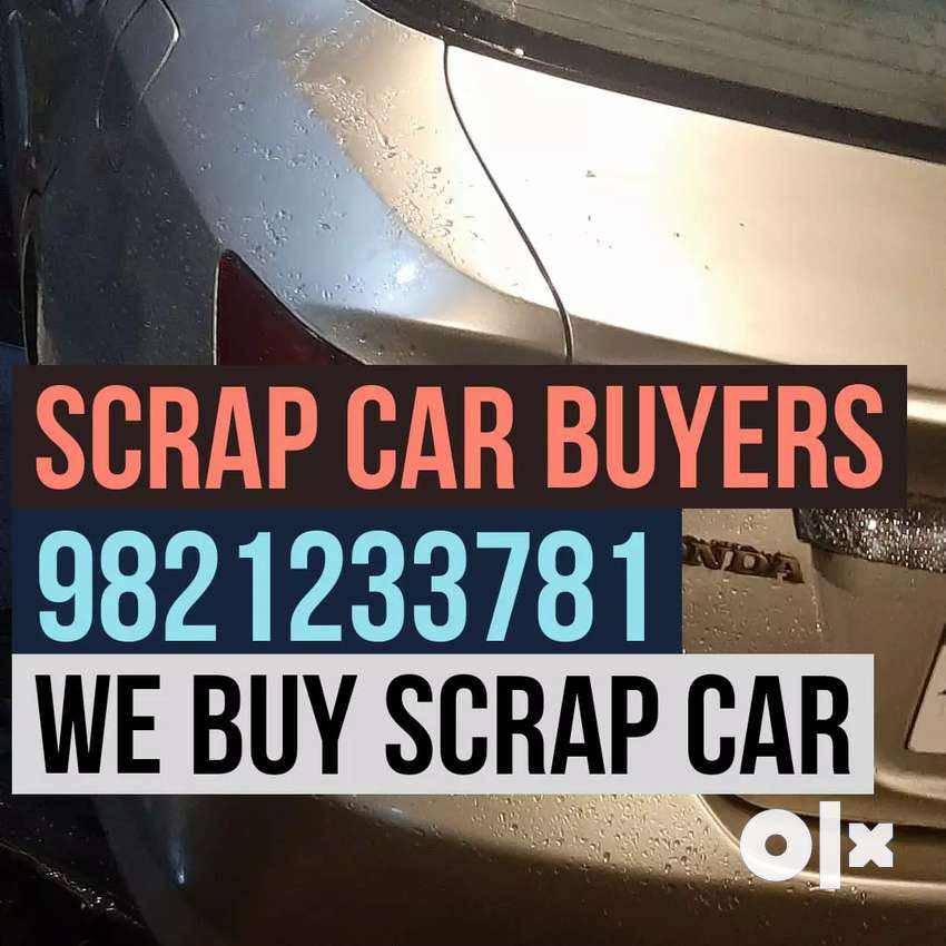 Burneddd scrapp car buyer in mumbai