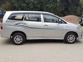 Toyota Innova 2.5 GX 8 STR, 2012, Diesel
