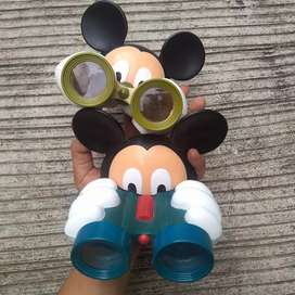 Teropong Mickey mouse