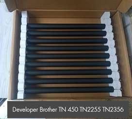 Developer Brother DCP7065 TN450 TN2255 TN2356