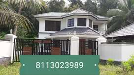 BEAUTIFUL HOME SALE IN PALA PONKUNNAM HIGHWAY FRONT