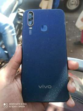 Vivo y12 blue colour