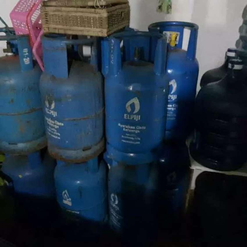 Jual Tabung Gas plus isi full 0