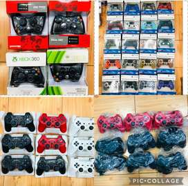 PS4 PS3 PS2 XBOX 360 XBOX ONE ALL ACCESSORIES AVAILABE