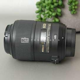 Nikon AF-S 85mm f3.5 DX Micro kode 1020C20