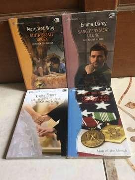 Buku Novel Harlequin Koleksi Istimewa