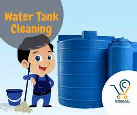 Water Tank Cleaning and Fumigation spray service
