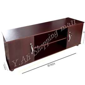 Fixed Price D4 Two door Led TV Table console for 32 to 60 inch Led