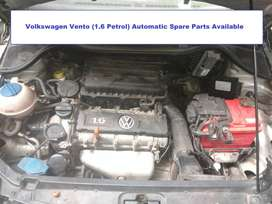 Volkswagen Vento ( 1.6 Petrol ) Automatic Spare Parts Available
